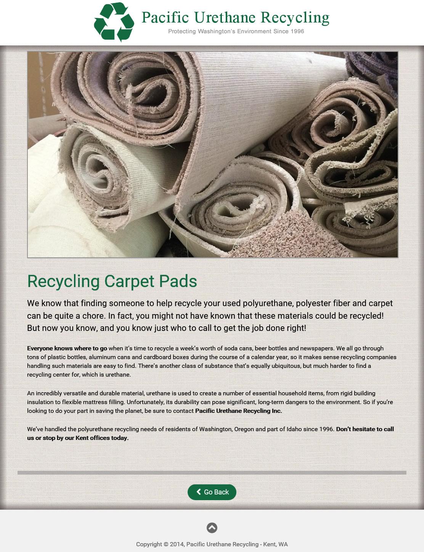 Carpet Recycling Kent Wa Nrtradiant