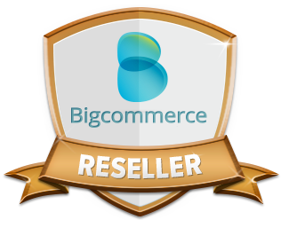 Bigcommerce Reseller Badge