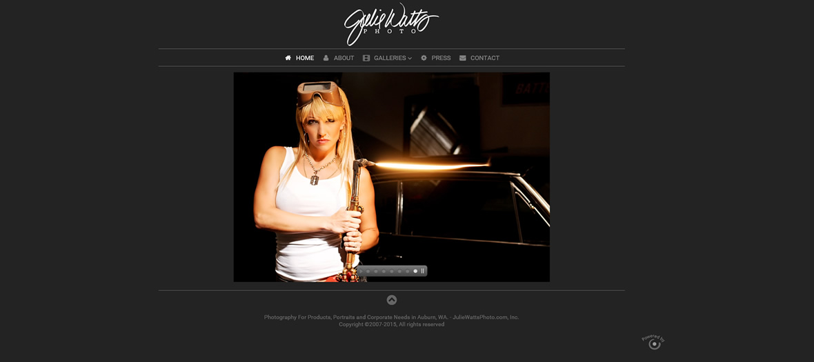 Photography Web Design For Julie Watts Photo Web Design For Wordpress Websites Webvisuals Com